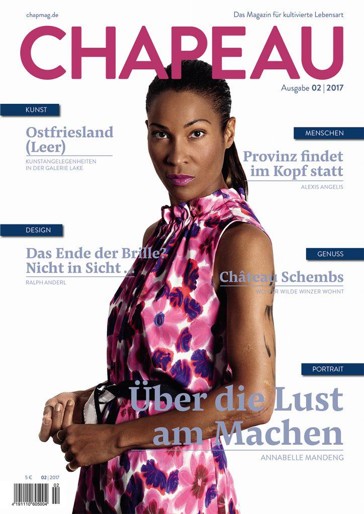 Chapeau - Ausgabe #2 - Cover
