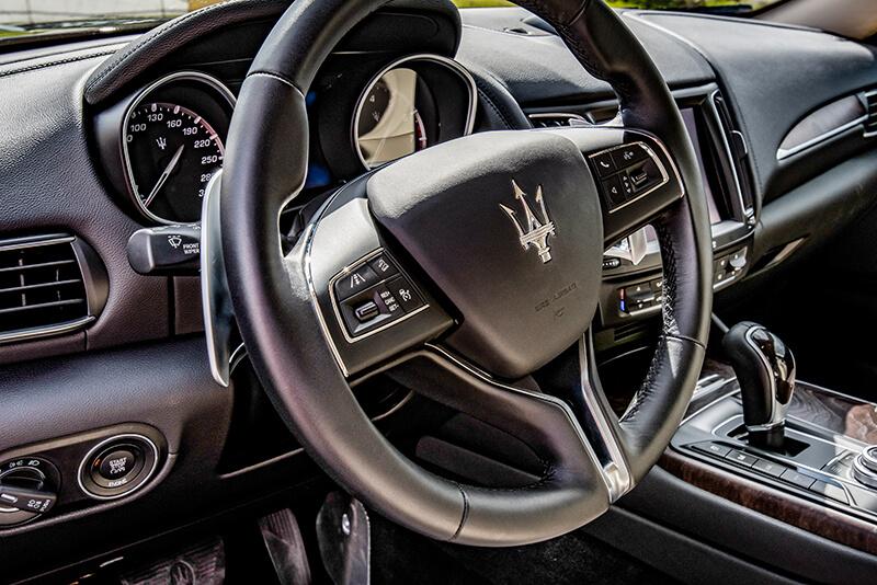 Maserati Levante - Innenraum
