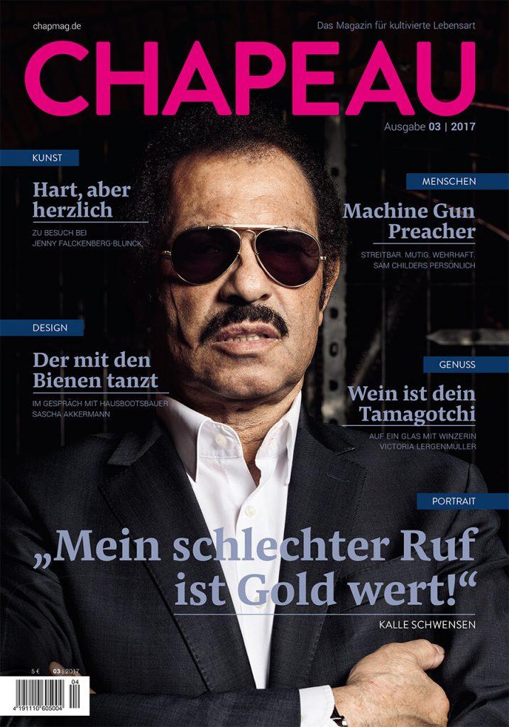 Cover Ausgabe 3