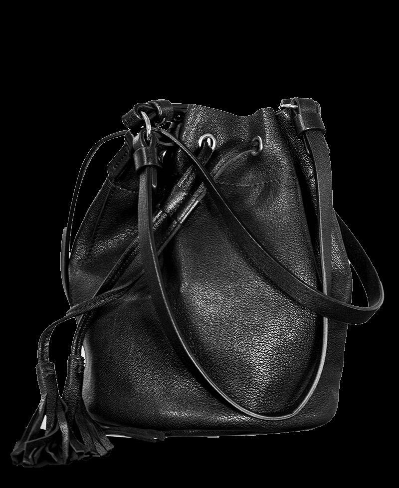 Handgemachte Ledertasche von Massimo Palomba Taschen