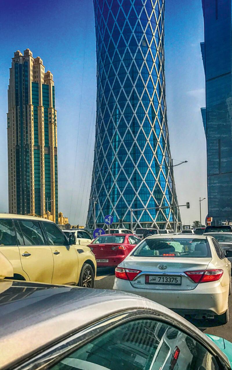 Chapeau Katar - Falken auf der Spur