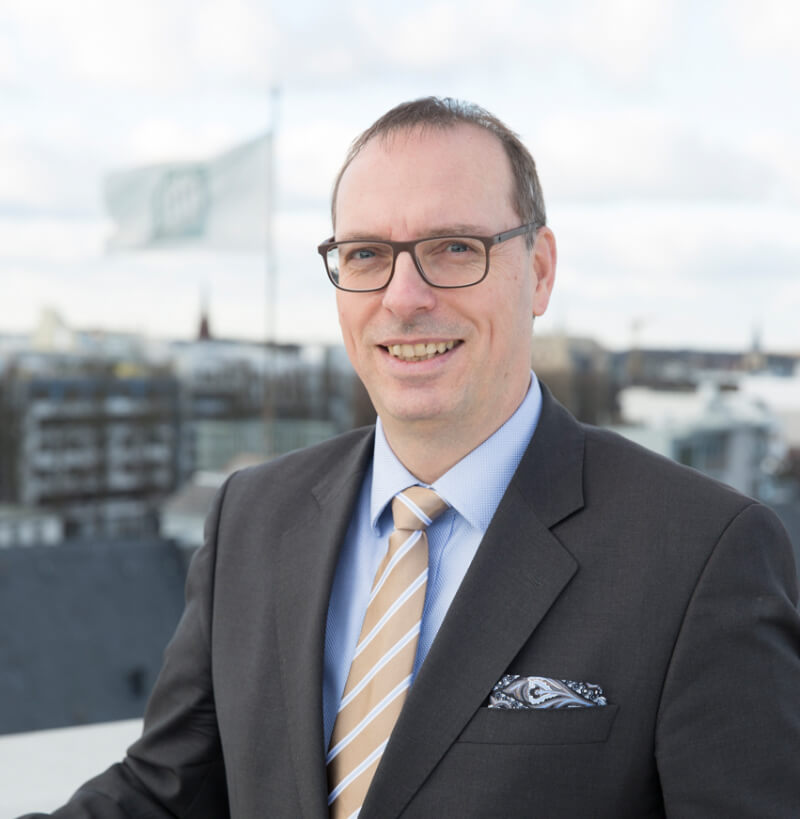 Steffen Opitz - Leiter des OLB Wealth Management