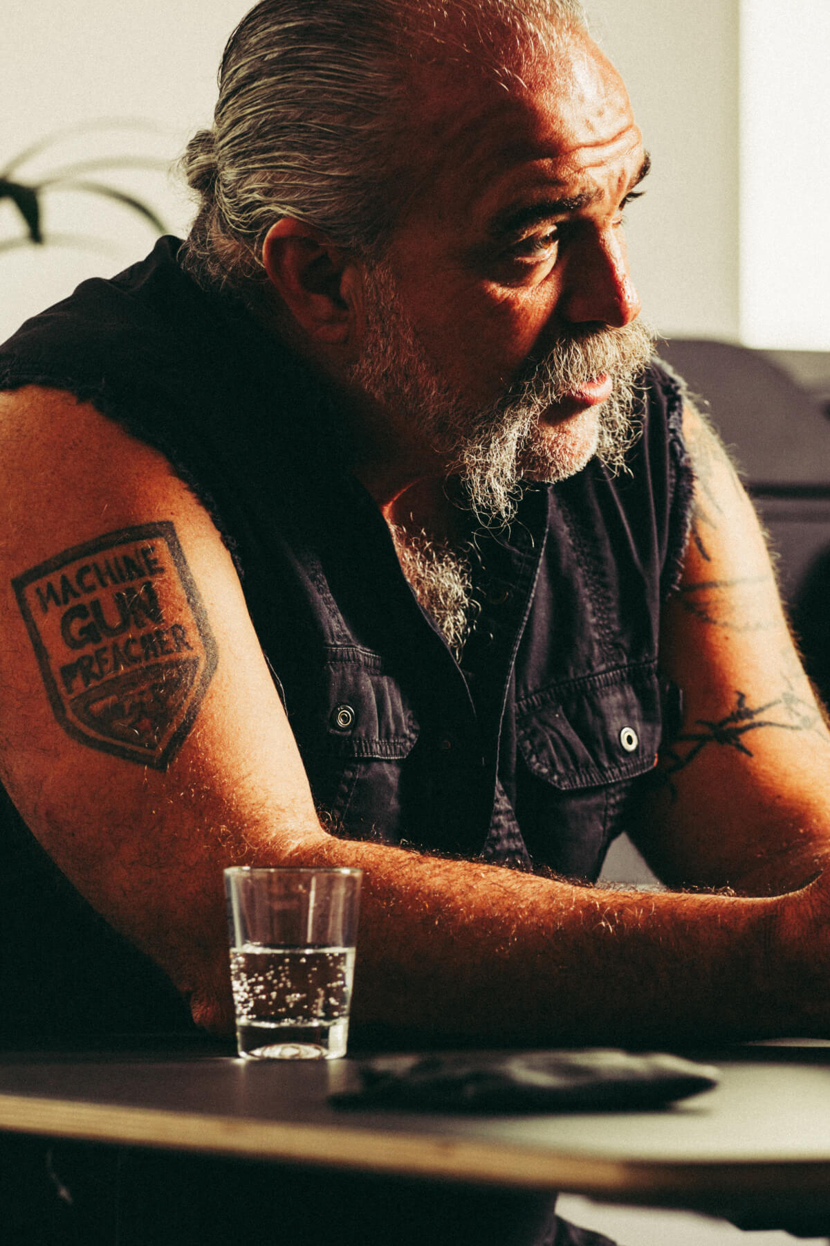 Sam Childers/Machine Gun Preacher - Chapeau Magazin Oldenburg