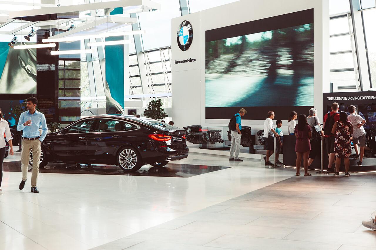 Tammo und Gudrun Kayser, BMW Freese Gruppe