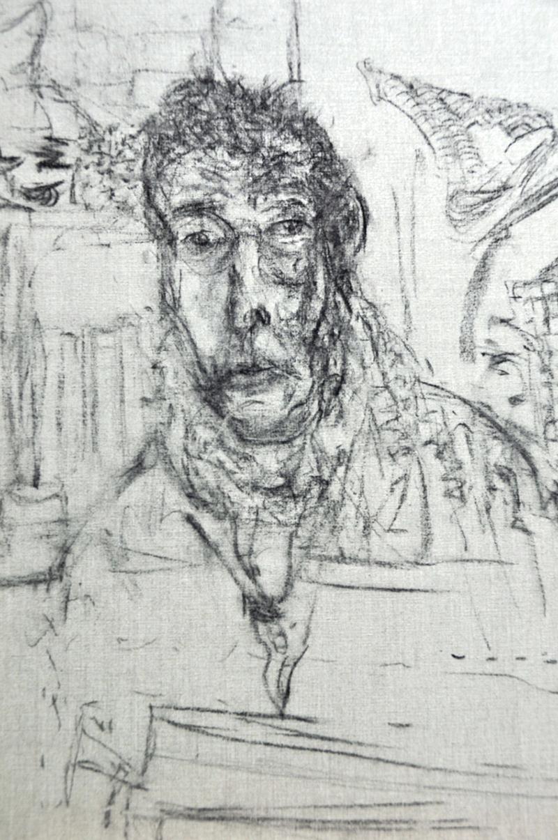 Paul Freud, Maler, London, Oldenburg, Chapeau