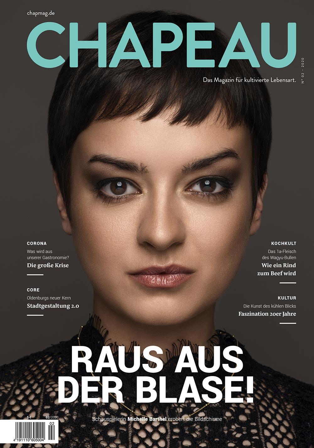 Chapeau - Ausgabe 06