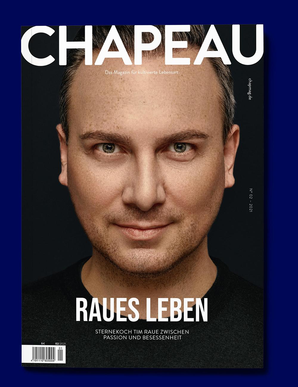 Chapeau - Ausgabe 01 | 2021